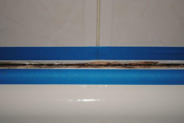 Bathroom sealant tape