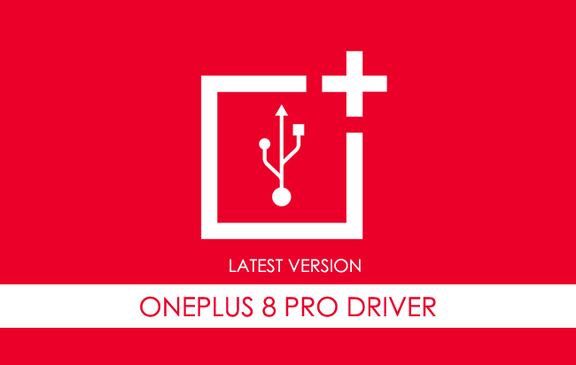 OnePlus 8 Pro Driver