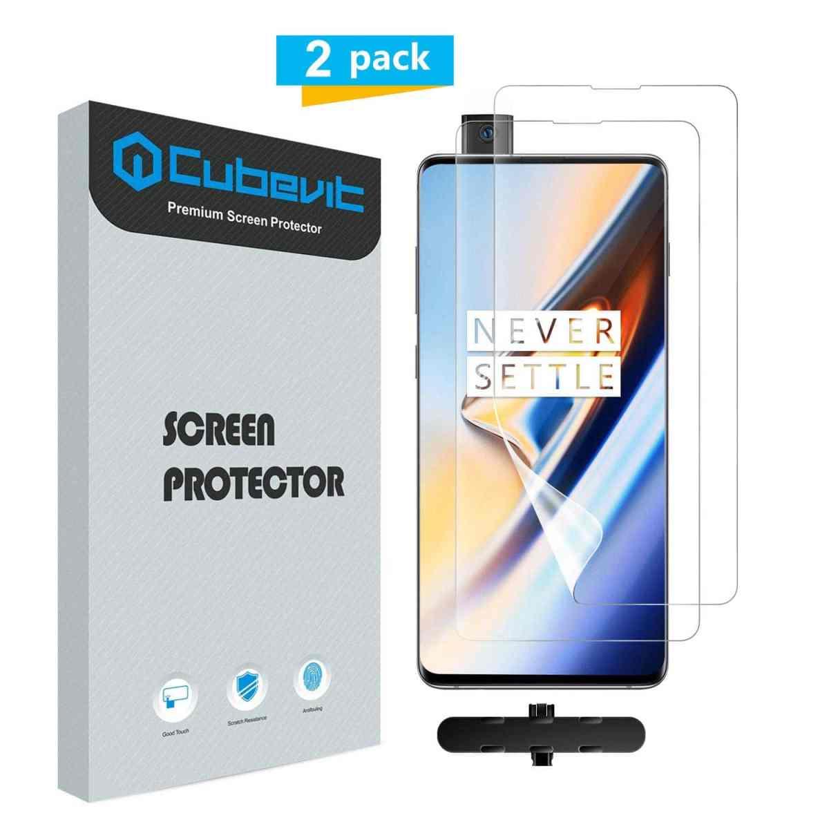 Cubevit Best OnePlus 7 Pro Screen Protectors