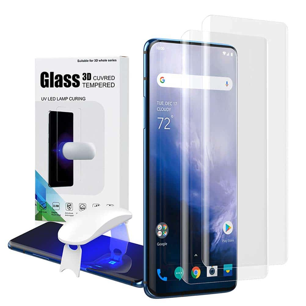 LJLLMMC Best OnePlus 7 Pro Screen Protector