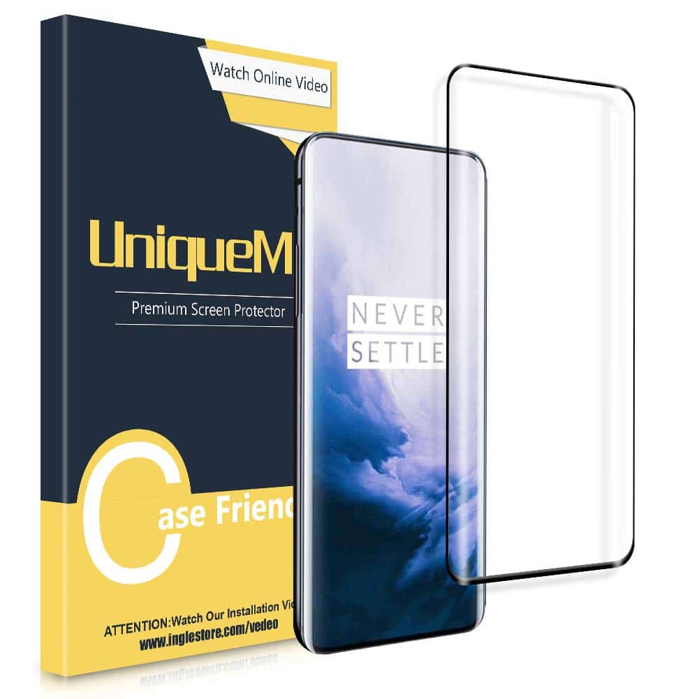 UniqueMe Best OnePlus 7 Pro Screen Protectors