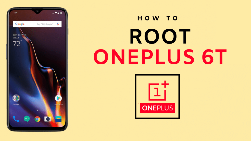 how to root oneplus 6t
