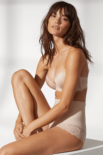 Nude strapless bra - Intimissimi - 7 must have clothing items every woman should have