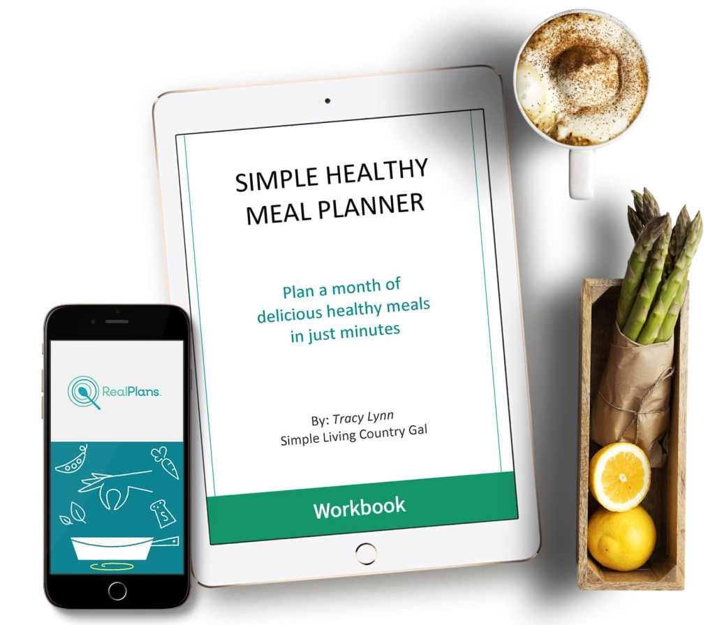 Simple Healthy Meal Planner