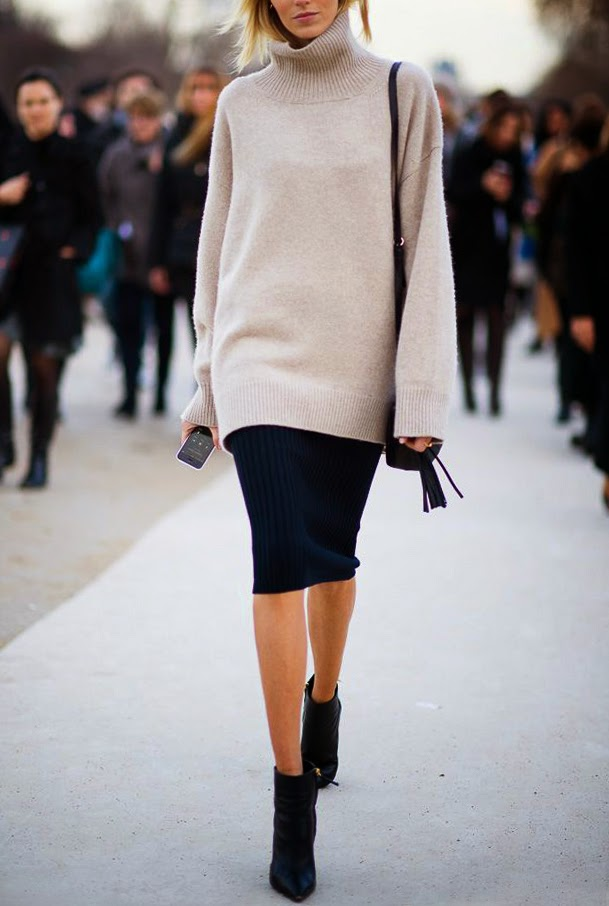 Wardrobe Basics for Women-Must Have Clothing Items-Tailored Skirt