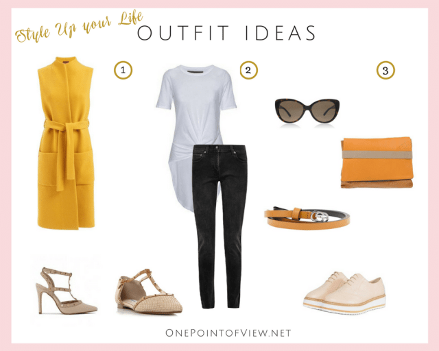 OUTFIT IDEAS-Spring Trends
