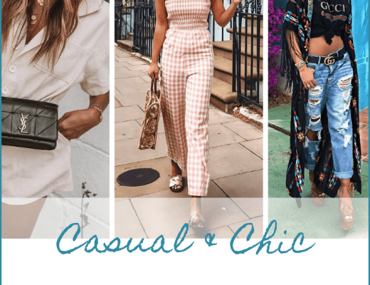 Casual And Chic Summer In The City Style Inspiration