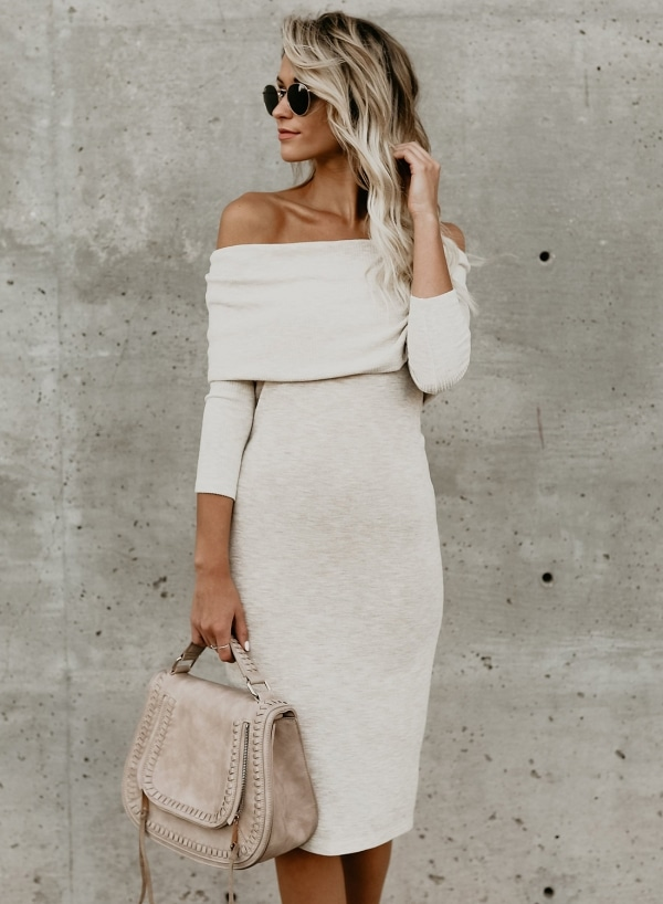 To have and to Hold:Say Hello To Spring Fashion Pieces - Bodycon Dress
