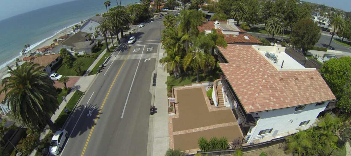 Aerial Video Realtor in Orange County