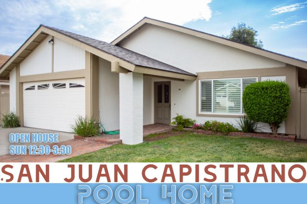 San Juan Capistrano Home
