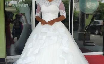 Benita Okogie traditional wedding