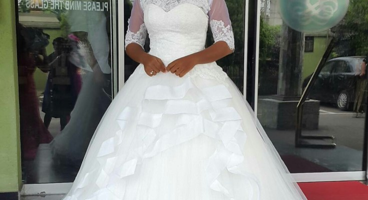 Benita Okogie traditional wedding