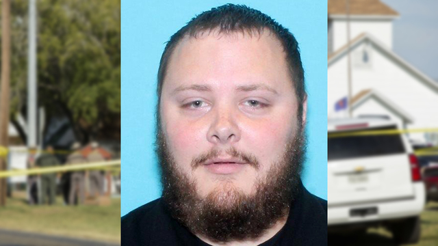 devin patrick kelley mass shooting in texas