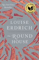 Book cover for The Round House by Louis Erdrich