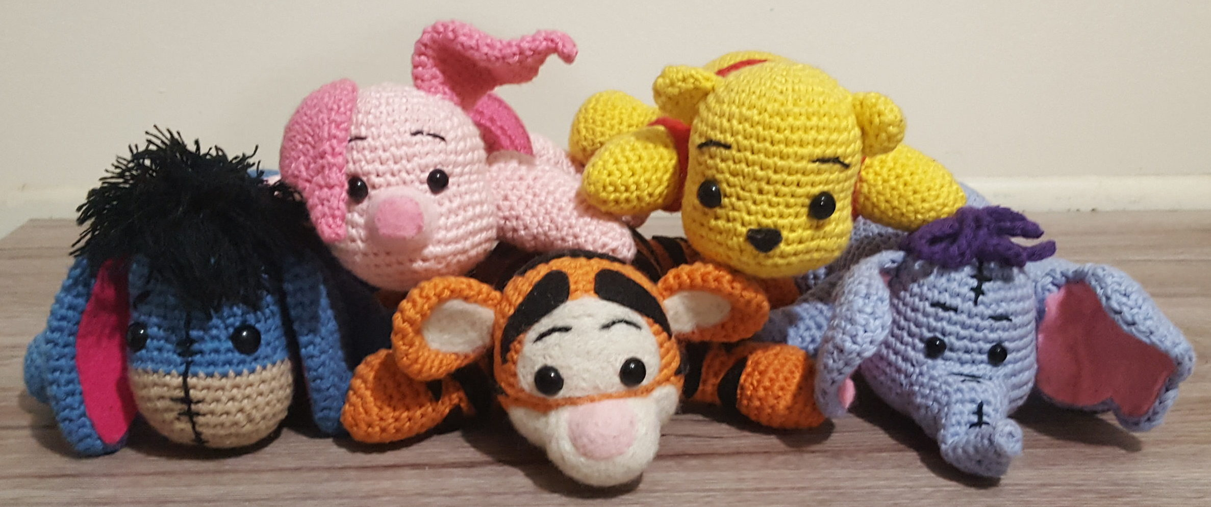 Amigurumi Eeyore Donkey Crochet Free Patterns – Crochet & Knitting ... | 995x2374