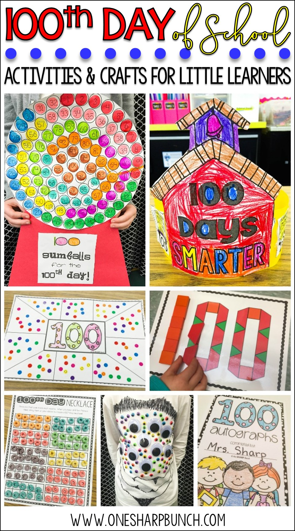 100th day of school activities freebies for 100th day of school decoration ideas