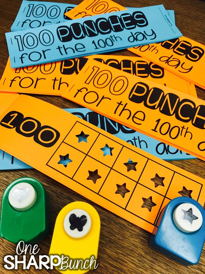 Celebrate the 100th Day of School with these engaging 100th Day of School ideas, 100th Day of School activities and 100th Day of School crafts, including 100th Day of School crown, 100th Day of School necklace, 100th Day of School collection and more! They are sure to have your kiddos begging for more 100th Day of Kindergarten fun! Check out how this teacher adapted the 100th Day of School gumball machine craft to support her Kindergarten students! #100thday #100thdayactivities #100thdaycrafts