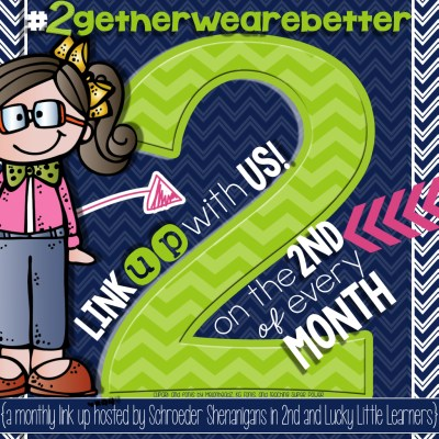 http://www.schroedershenanigansin2nd.com/2015/04/2gether-we-are-better-my-2nd-grade.html