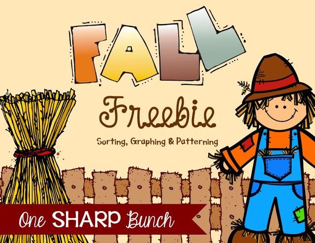 https://www.teacherspayteachers.com/Product/Fall-FREEBIE-Sorting-Graphing-Patterning-955892