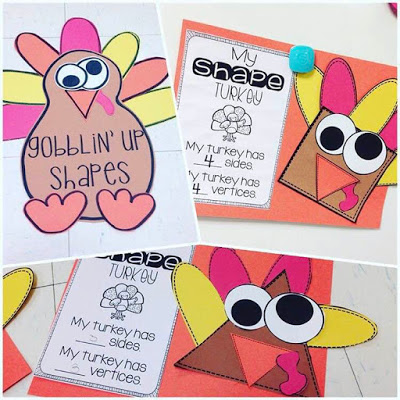 Easy DIY turkey crafts for your classroom, including FREE turkey activities, turkey headband, pattern block turkey, handprint turkey and many more Thanksgiving crafts and activities for kids! You won't want to miss the adorable popsicle stick turkey!