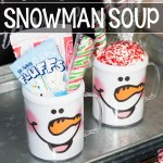 Snowman Soup DIY Snowman Face Mug