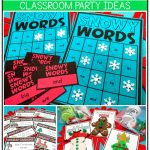 Keep your little reindeer distanced, yet engaged, and your classroom Christmas party well-managed with these social distancing Christmas party ideas for the classroom, including Christmas crafts, Christmas games and Christmas treats! These no contact Christmas party activities are sure to be a jolly old time this winter! #winter #christmasparty #christmaspartyideas #classroomchristmasparty #diychristmas #diychristmasparty #christmascrafts #christmasgames #christmastreats #winteractivities