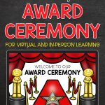 Roll out the red carpet, and get ready to celebrate your students with an Oscar-worthy, virtual end of the year awards ceremony that is super simple to plan! These end of the school year class awards are the perfect addition to your end of the year activities, as you recognize your students' talents, characteristics and growth. Just follow these four easy steps for an end of the year celebration that is fit for a superstar!