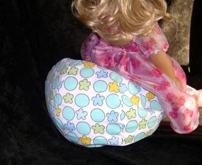 You Can Even Buy A Pattern Here If Dont Sew Find Them On Etsy Search American Girl Beanbag Chair For Under 20 Bucks