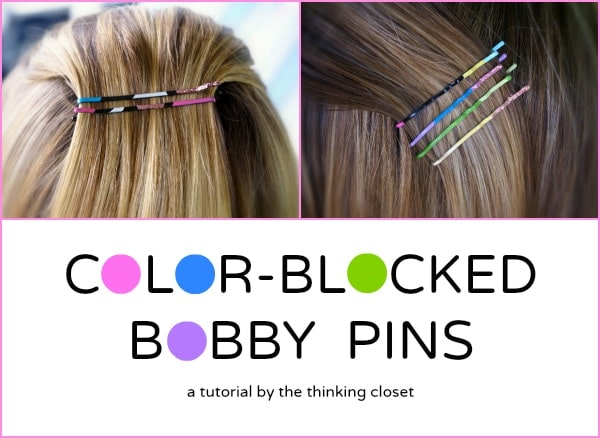 ColorBlockedBobbyPin-Hair