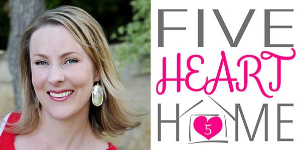 Samantha @ Five Heart Home