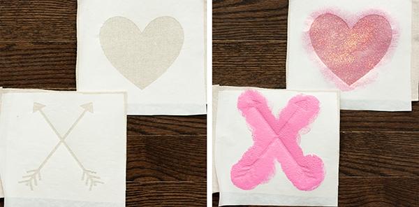 valentine-flag-freezer-paper-stencil