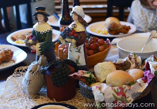 Pilgrim Lunch