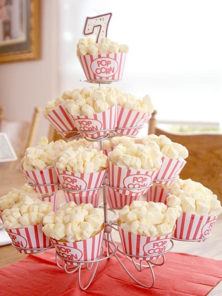 cupcake popcorn wrapper