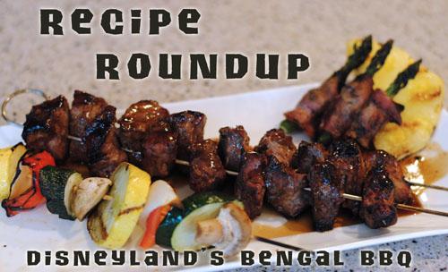 Disneyland's Bengal Barbecue Recipe