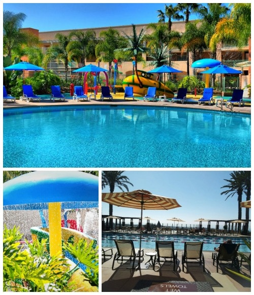 Best vacation spots in southern california for Weekend getaway los angeles area