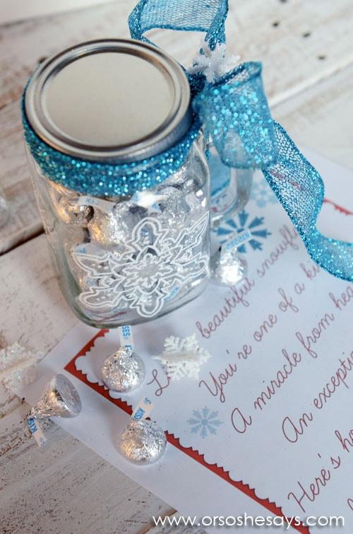Snowflake Mug 2