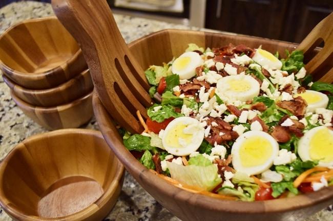 Heavenly Seven Veggie Salad 4