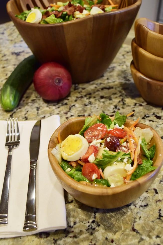 Heavenly Seven Veggie Salad 5