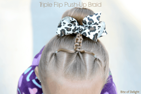 Triple Flip Push-Up Braid