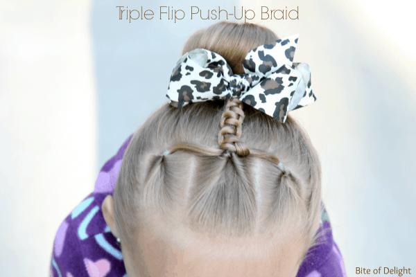 Triple Flip Push-Up Braid