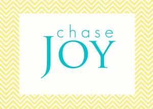 chase JOY