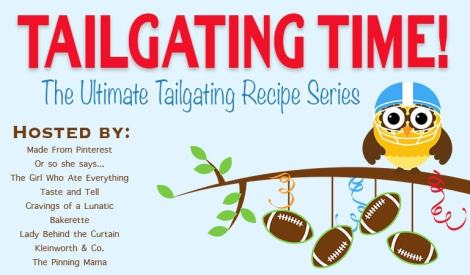 Tailgating Time Recipes