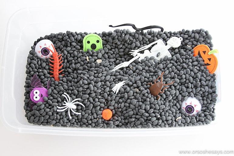 Halloween Activities For Kids Lots Of Sensory Crafts