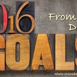 Tis the season for setting goals! Dan shares his insightful and always hilarious outlook on New Year's resolutions and his goals for the year! www.orsoshesays.com