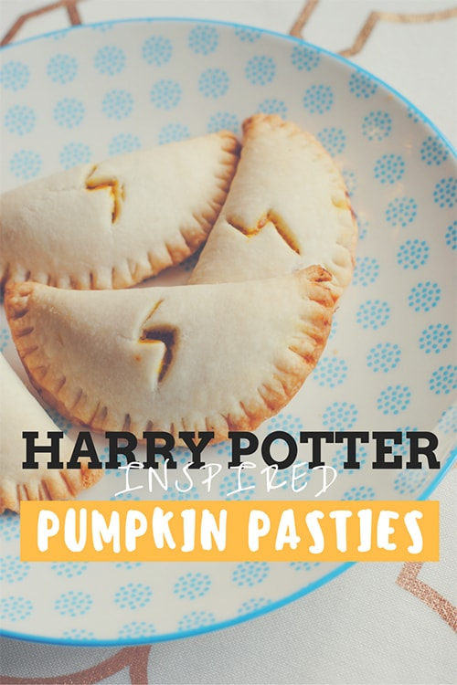 Today, we are going to show you the best treat to transition from the summer break into your fall adventures. What better way than with the snack that welcomes all wizards back to school on the Hogwarts Express, Pumpkin Pasties? Get the recipe and how-to on www.orsoshesays.com.