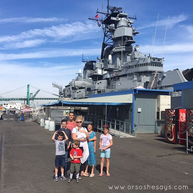 An Awesome California Family Vacation, Part 3