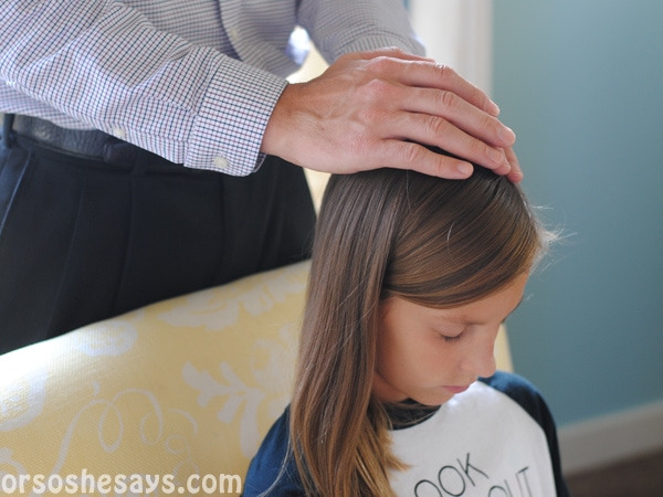 There's a lot that goes in to getting the kids back to school - shopping for clothes and supplies, getting lunches figured out and adjusting to a new schedule. Don't forget to help emotionally and mentally prep the kids as well! Check out a wonderful suggestion today on the blog: www.orsoshesays.com