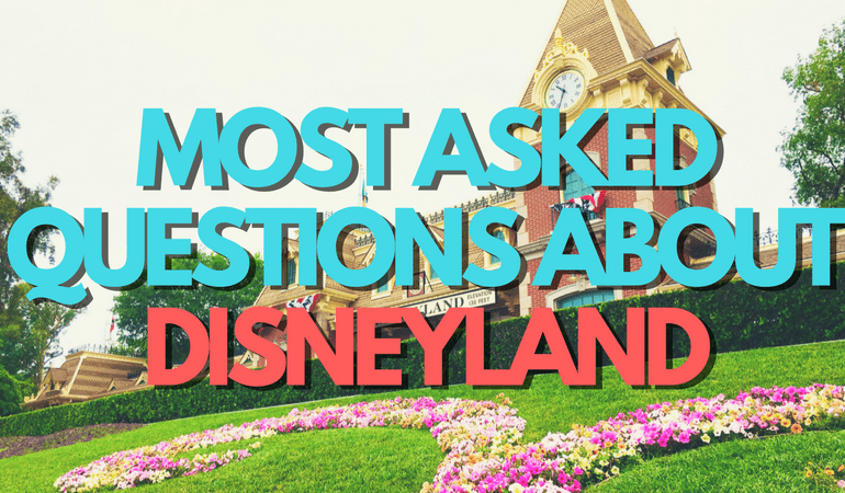 I thought it would be fun to compile a general FAQ list with our top questions and answers. Keep in mind that with most questions about Disneyland, the answers are going to depend on a few things. The best answer for you may not be the best answer for everyone. But, check out what we have on the blog today to see what's helpful! www.orsoshesays.com