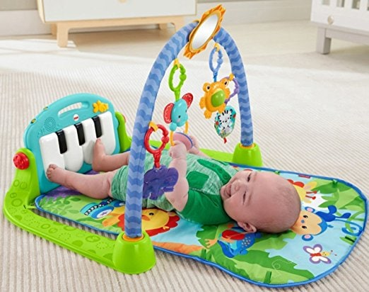 This gets AWESOME reviews and would make a great (and affordable) baby gift!
