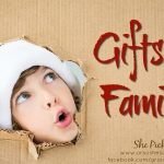 Gifts for Families ~ She Picks! 2017 Gift Guide #shepicks